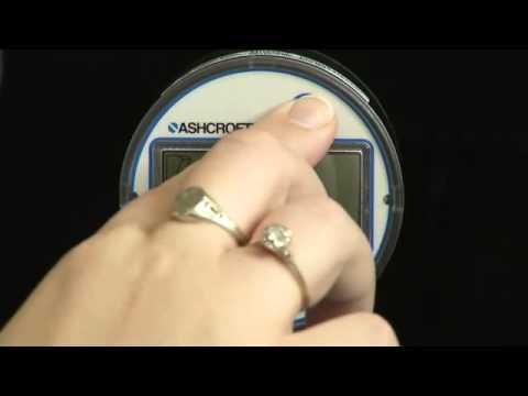 Ashcroft DG25 Digital Pressure Gauge | Instrumart