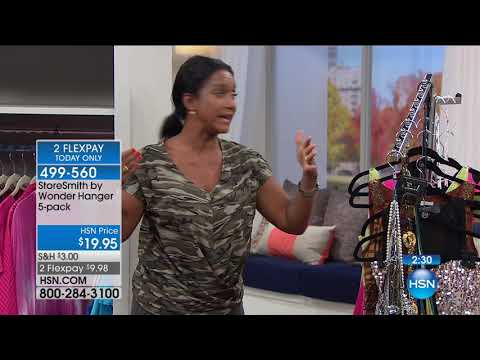 HSN | Laundry Room Solutions 08.11.2017 - 01 PM