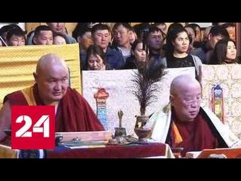 Буддисты Бурятии готовят на Новый год буузы