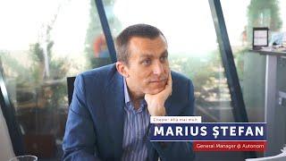 De ce citesti Marius Stefan - Fondator Autonom