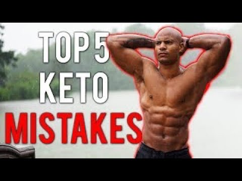 The Top 5 Biggest Keto Mistakes (Ketogenic Diet video 4 of…