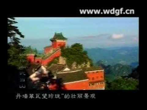 Chinese Kungfu from Wudang Mountain - Master Chen Shixing