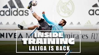 LaLiga is BACK! | Benzema & Real Madrid prepare for Éibar