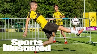 What Makes Christian Pulisic Stand Out?   SI NOW   Sports Illustrated