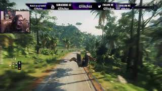 Just cause 4! THIS IS WHY YOU DON'T GIVE A PSYCHO ROCKETS! Gliitchzz Streamzz!