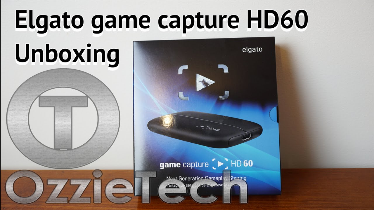 how to use elgato hd60