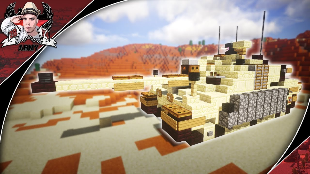 142cf3f2a47d Minecraft  Modern Warfare FV4034 Challenger II
