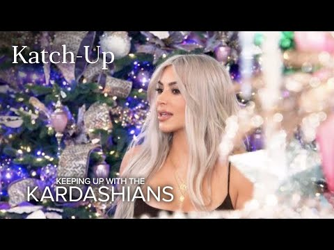 """Keeping Up with the Kardashians"" Katch-Up S14 ""A Very Kardashian Holiday"" 