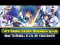 Fate Grand Order - Introduction & Beginner's Guide