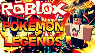 Roblox - Pokemon Legends #2