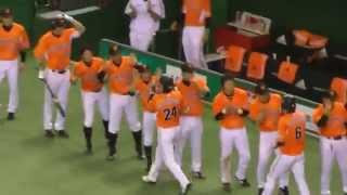 1回裏 金子千尋から満塁ホームラン! 2012.5.16 巨人vsオリックス @東...