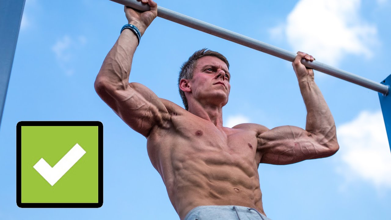 A One-Month Pull-Up Training Program for Beginners (3-Days