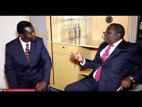 Morgan Tsvangirai on Nehanda TV - October 2013