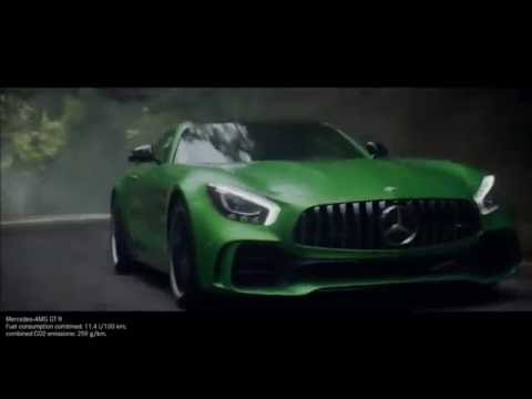 2017Mercedes AMG GTR REVIEW WORLD PREMIERE