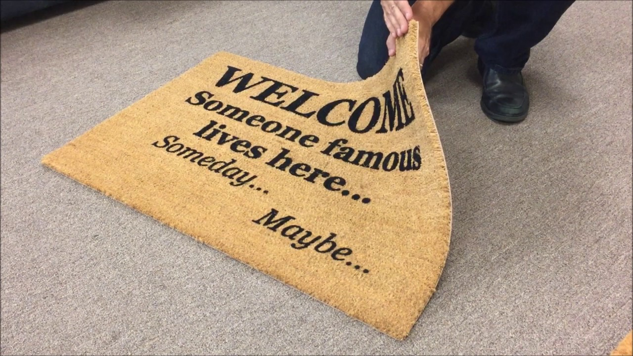 Make A Profit Selling Doormats Wholesale