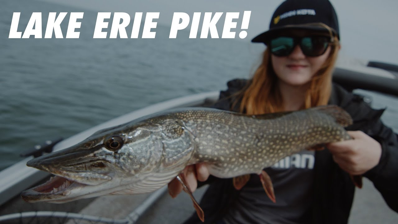 My Return to Long Point Bay! (Lake Erie Pike Fishing)