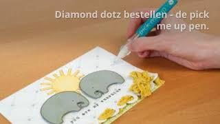 Diamond dotz - starter pakket