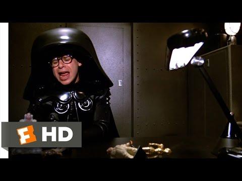 Spaceballs (8/11) Movie CLIP - Dark Helmet Plays With Dolls (1987) HD