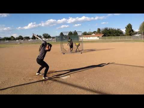 2018 SS Casie Roberto Recruiting Skills Video