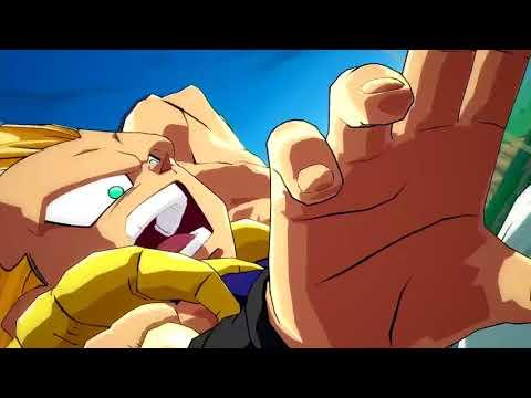 Dragon Ball Fighter Z - Trailer Latino (Video Montaje)