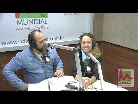 Divina Matrix - Adri Alves - 22-08-2019 - Rádio Mundial