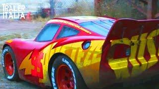 CARS 3   Il nuovo extended trailer italiano d'animazione Disney Pixar
