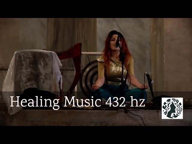 Velka-Sai & Emiliano Toso - The Alchemy of the Soul (healing music 432 hz)