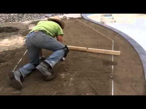 super thin pavers - youtube