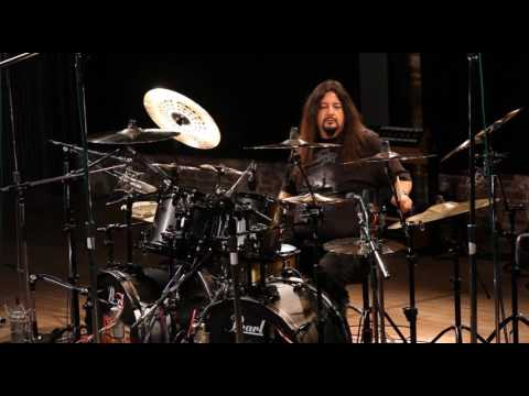 Gene Hoglan Plays Death Track 'The Philosopher' From Gene's Brand New DVD