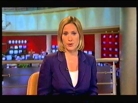 BBC Six O'Clock News 10-08-2002