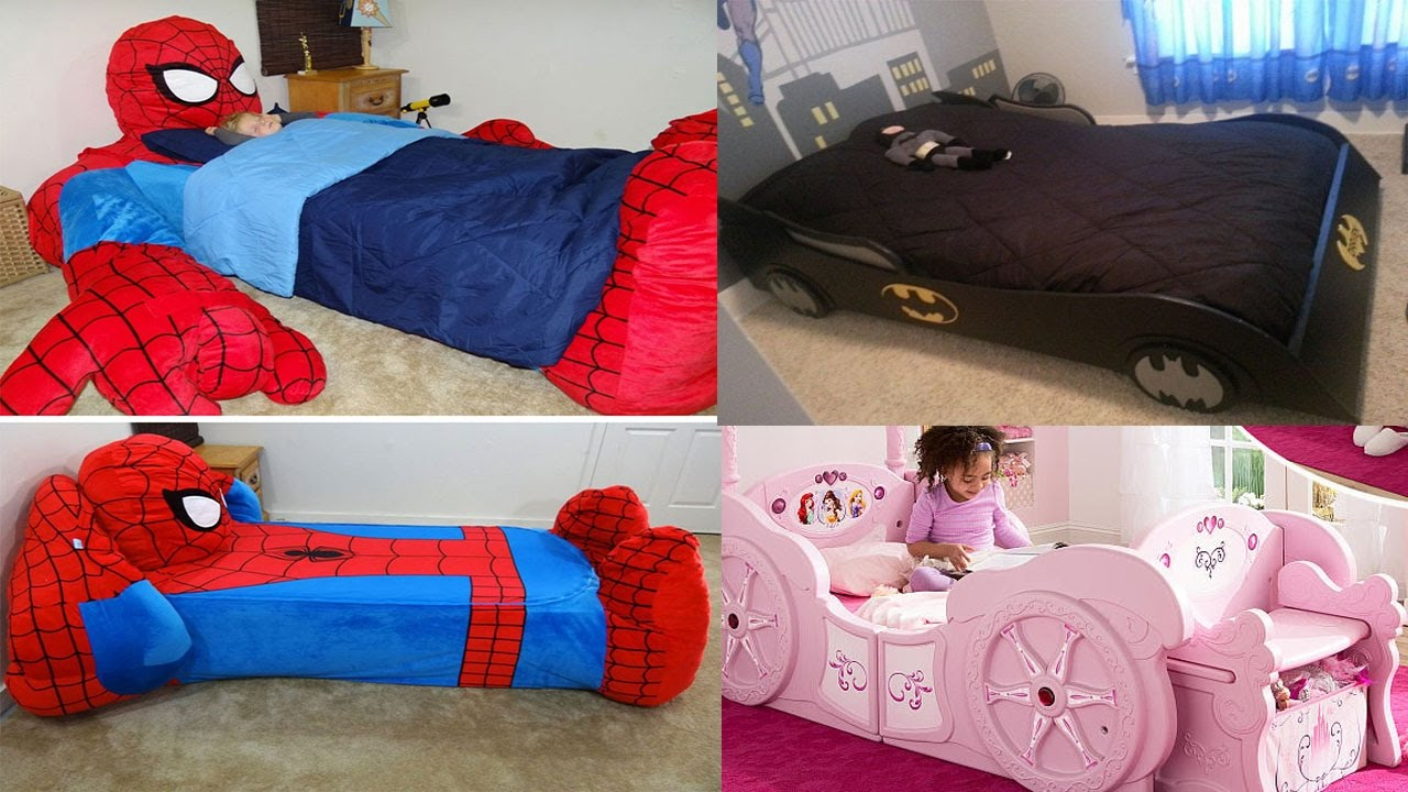 Great Awesome Beds Design For Kids Pictures Gallery
