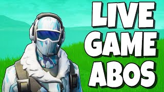 [FR/LIVE/CAM] [TEAM THE KING] LIVE FORTNITE BATTLE ROYAL GAME ABO 2000 ABO CODE CREA ABDEL-MLB