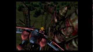 Final Fantasy VII Playthrough #065, Rocket Town (2/2), Cid's Story; Boss: Palmer