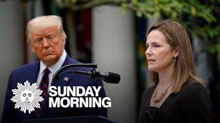 Trump introduces his Supreme Court pick