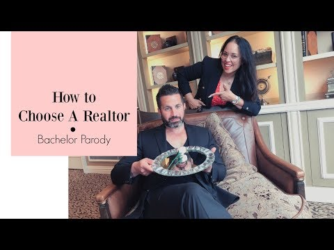 How to Choose a Realtor: The Bachelor Parody