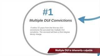 Broward County DUI Manslaughter in Florida with No Criminal Intent