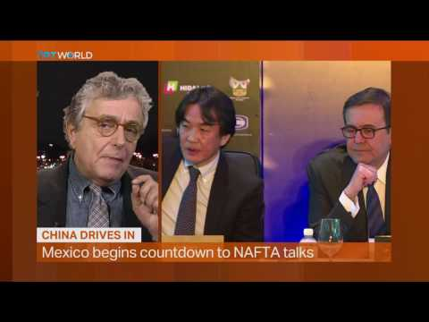 Money Talks: Mexico seeks new avenues for trade cooperation