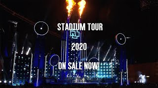 Rammstein Europe Stadium Tour 2020 (On Sale Now!)