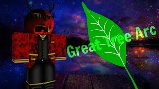Roblox Elemental Wars [Great Tree Arc]