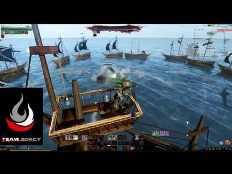 Kraken Down! - Enla Server First [Imperial Legacy, Survey Corps, Flawless]