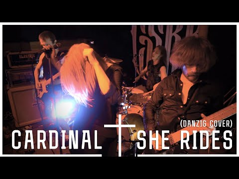 Cardinal — She Rides — Danzig cover (Live @ Джао Да 19.01.19)