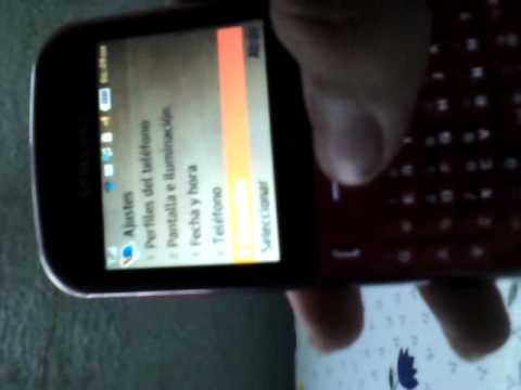 Review de samsung chat 350