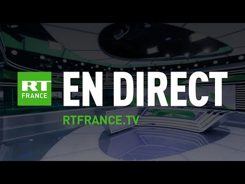 Regardez RT France en direct watch video