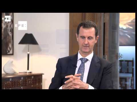 Assad: Does Europe exist politically anymore, or is it just a satellite to the United States policy?
