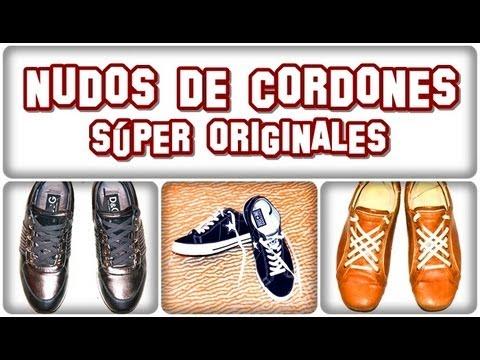 Los Atarse Hombre Para Cómo De 10 Moda Forma Cordones Original 5t4I7qtaw