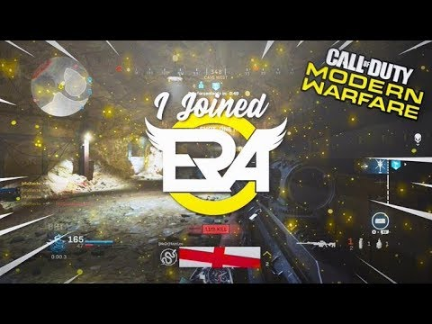 I Joined ERa Eternity-Modern Warfare Sniping Montage