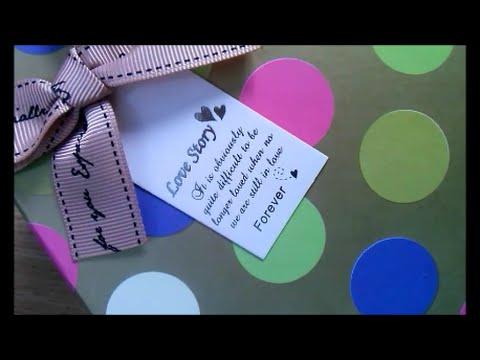 DIY: Prezent Urodzinowy Dla Przyjaciółki