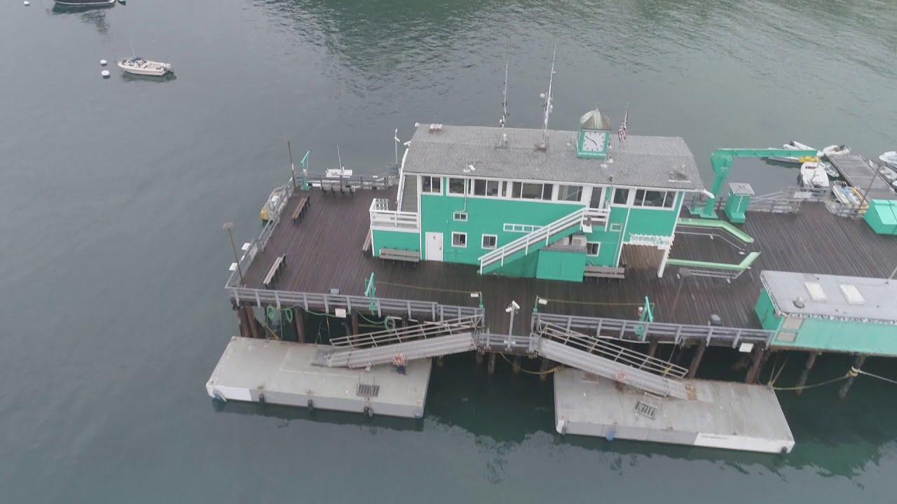 Catalina Harbor 1 - YouTube