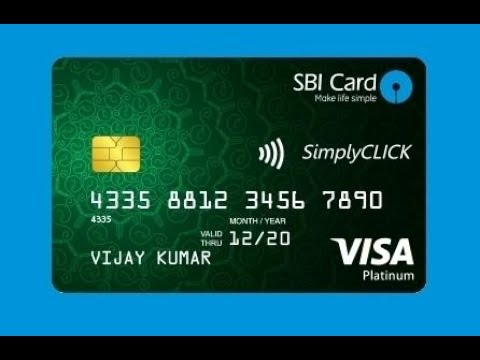 How To Pay Online Sbi Credit Card Bill Through Icici Bank Netbanking