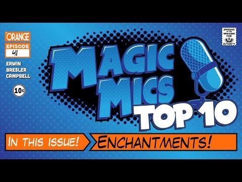 TOP TEN - Enchantments!